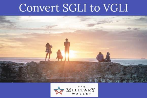 How to Convert SGLI to VGLI