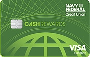 Navy Federal cashRewards