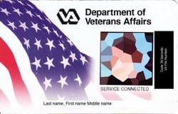 Department Of Veterans Affairs Id Card