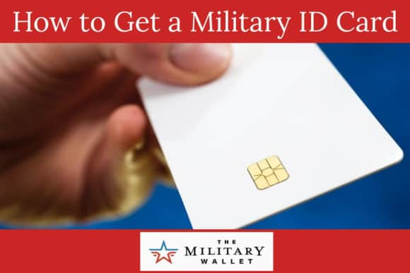 How to Get a Military ID Card
