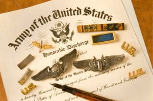 Military Discharge Upgrade - Discharge Review Board Process