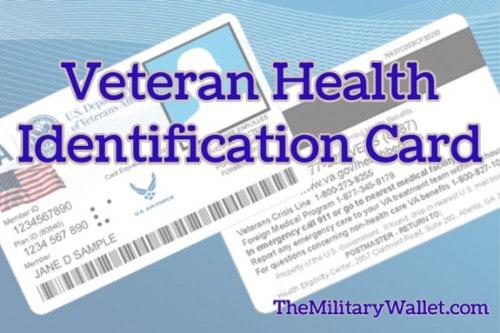 VA Health Identification Card