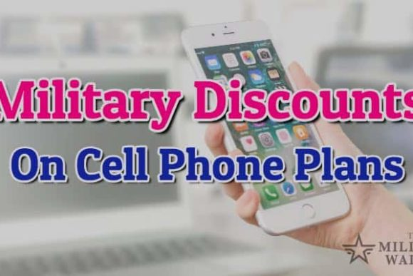military discounts on cell phone service