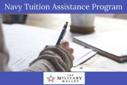 Navy Tuition Assistance Program