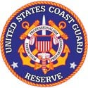 US Coast Guard Reserve Seal