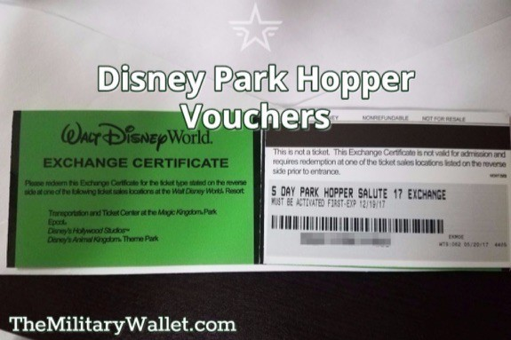 Disney World Military Discounts - Armed Forces Salute Program