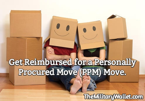 Get Reimbursed for a Personally Procured Move (PPM)