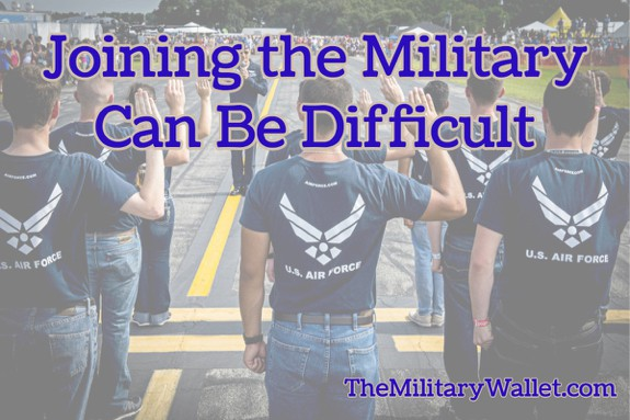 Should I Lie to Join the Military? | The Military Wallet