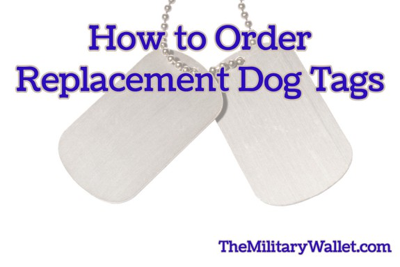 How to Order Replacement Dog Tags