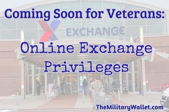 AAFES online Exchange access for veterans