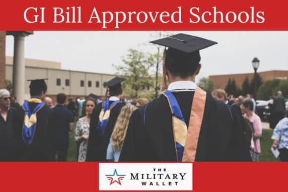 GI Bill Approved Schools
