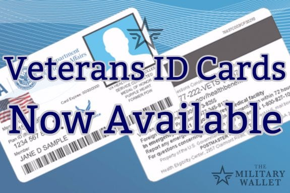Veterans Identification Card (VIC)