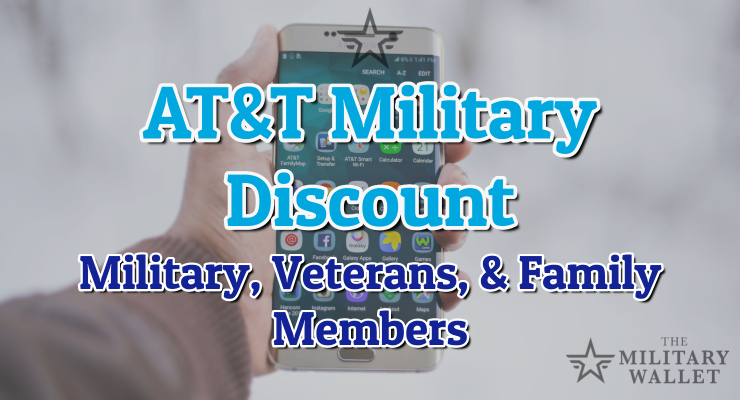 AT&T Military and Veterans Discount | 25% off the Unlimited