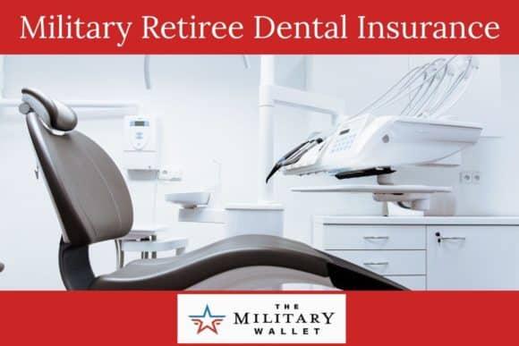 FEDVIP - Military Retiree Dental Insurance