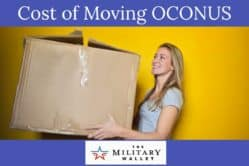 Cost of Moving OCONUS