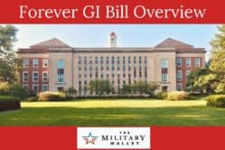 Forever GI Bill Overview