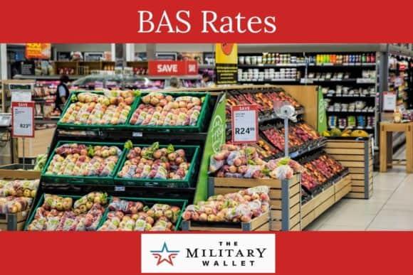 BAS Rates