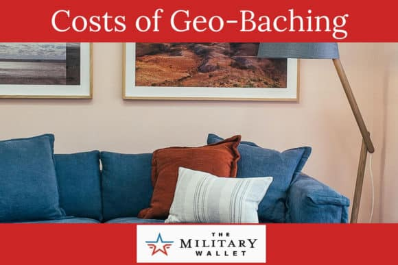 Costs of Geo-Baching