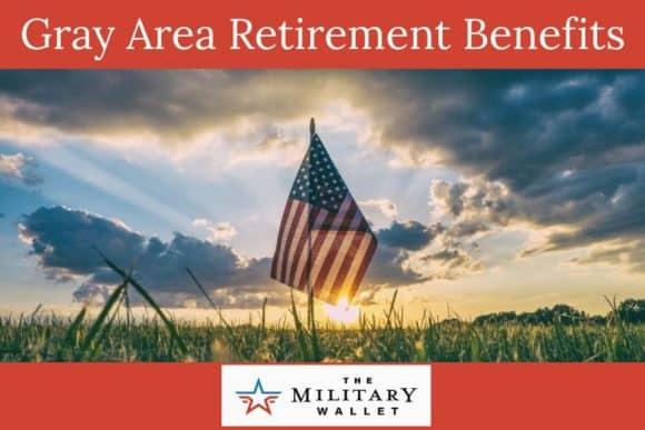 Gray Area Retirement Benefits