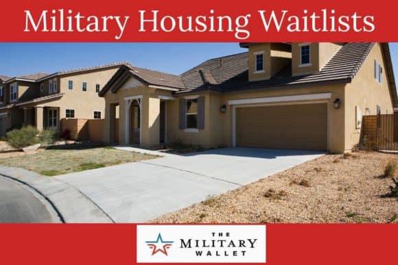 Military Housing Waitlist