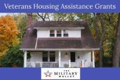 Veterans Housing Assistance Grants