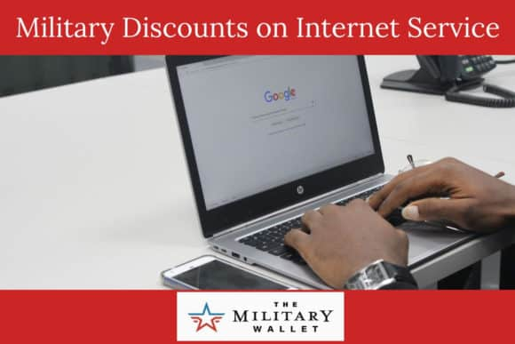 Military Discounts on Internet Service